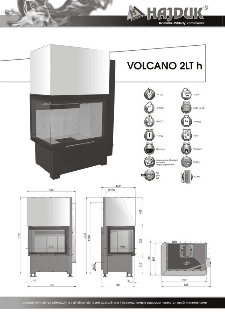 Volcano 2LTh